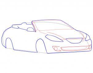 Jak Narysowac Auto 3 Krok Po Kroku Rysowanie Auta 3